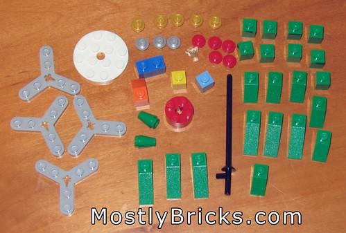 LEGO 30009 Creator - Christmas Tree