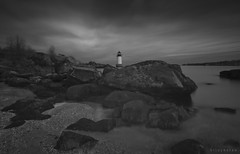Beacon (bijoyKetan) Tags: longexposure nightphotography lighthouse night adventure sigma1020mm irfilter