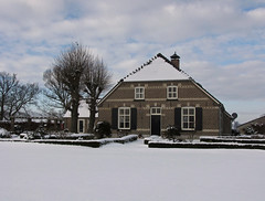 My sister's house (Wilma1962*) Tags: winter house snow farm sneeuw boxingday huis boerderij gelderland tweedekerstdag loerbeek mygearandmepremium