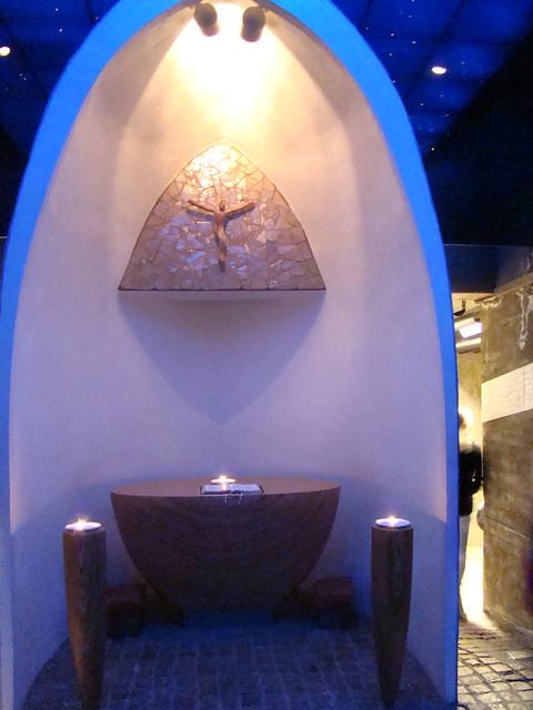 DSC07834 Nordkapp Chapel altar
