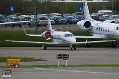 D-CLIC - 560-5788 - Private - Cessna 560XL Citation XLS - Luton - 100426 - Steven Gray - IMG_0436