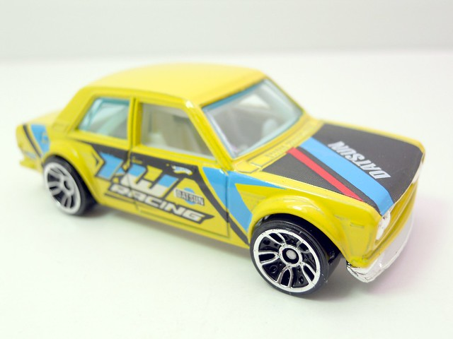 hot wheels datsun bluebird 510 (2)