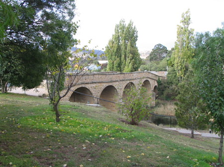 Bridge, likely convict built at Richmond
