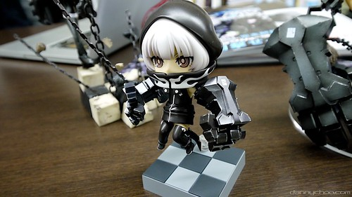 Nendoroid Black Rock Strength