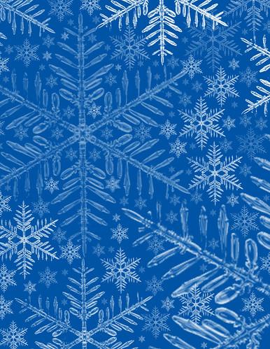 Snowflakepattern12