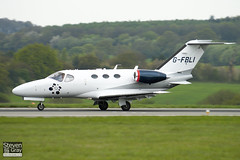 G-FBLI - 510-0130 - Private - Cessna 510 Citation Mustang - Luton - 100429 - Steven Gray - IMG_0595