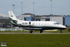 HB-VNS - 560-5209 - Speedwings - Cessna 560XL Citation Excel - Luton - 100511 - Steven Gray - IMG_0915