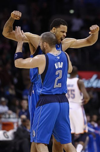 Mavericks Thunder Basketball