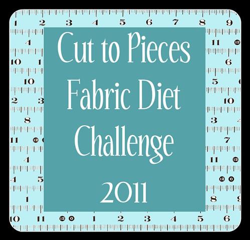Fabric Diet Challenge