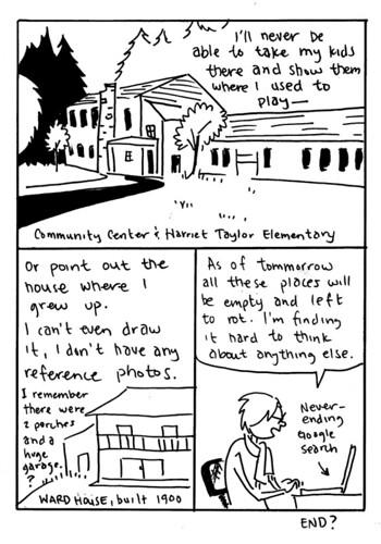 McNeil Sketchbook comic 2