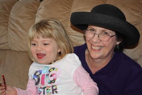 Catie & Mimi