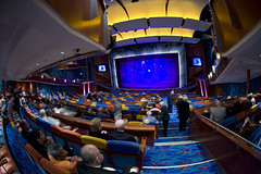Coral Theatre (blueheronco) Tags: cruise ship interior jeweloftheseas royalcaribbeancruises coraltheatre