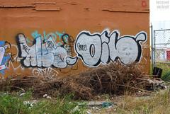 Aks RIP Oil (Stalkin The Lines) Tags: street streetart art graffiti paint florida miami rip wallart spray oil fl spraypaint graff oils southflorida throwup aks oiler focusedongraff