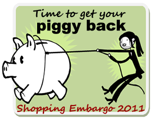 shopping embargo 2011