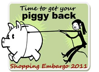 shopping embargo 2011
