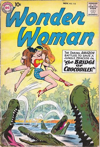 Wonder Woman #110
