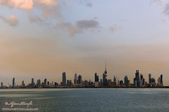 002/365: Immortalization of Kuwait (Najwa Marafie - Free Photographer) Tags: city photography nikon country kuwait 2009 201