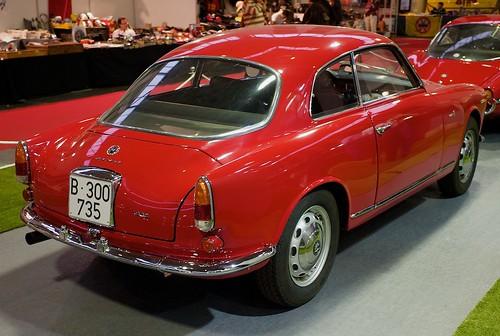 L9770481 - Auto Retro 2010 Alfa Romeo Giulia 1600 Sprint (1962)