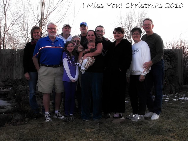 I Miss You! Christmas 2010