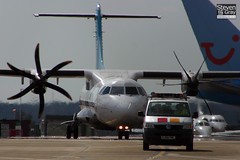 D-BRRR - 601 - Air Turquoise - ATR ATR-42-500 - Luton - 060406 - Steven Gray - IMG_2740