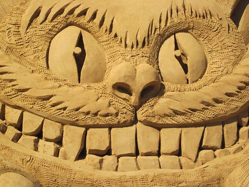 Favourite Sand Sculpture