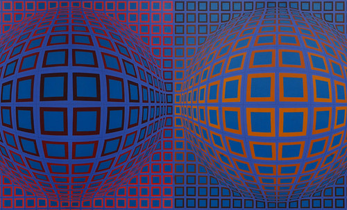 "Victor Vasarely • <a style=""font-size:0.8em;"" href=""http://www.flickr.com/photos/30735181@N00/5323524119/"" target=""_blank"">View on Flickr</a>"