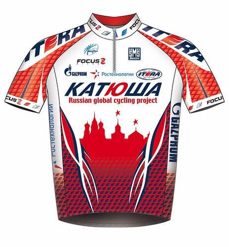 Katusha Team_Maglie