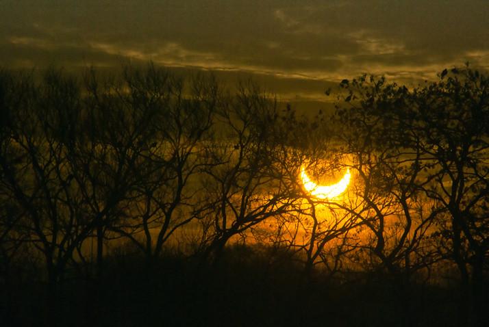 zonsverduistering 2011