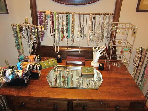 Jewelry Dresser Top
