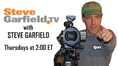 SteveGarfield.tv Show Ad