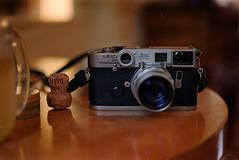 Leica M6 Titanium + dual range summicron