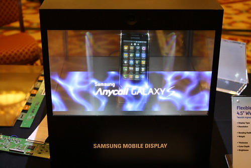 Samsung Mobile Display CES-2011