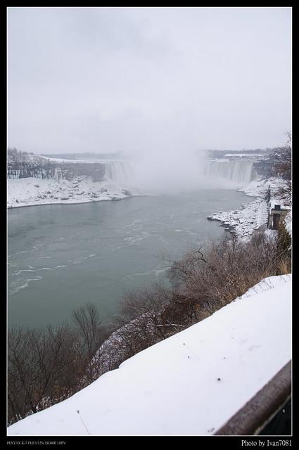 加拿大遊學日記13 (尼加拉瓜大瀑布)