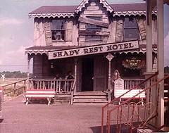 Shady Rest Hotel at Petticoat Junction amusement park, Panama City Beach, Florida (stevesobczuk) Tags: