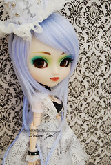 Aoi - Pullip Prunella (-Poison Girl-) Tags: new white hair doll dolls body pale wig groove pullip pullips bodies poisongirl prunella iceblue aoi obitsu junplanning usagihime rewigged obitsubody sbhl pullipprunella hnahoto