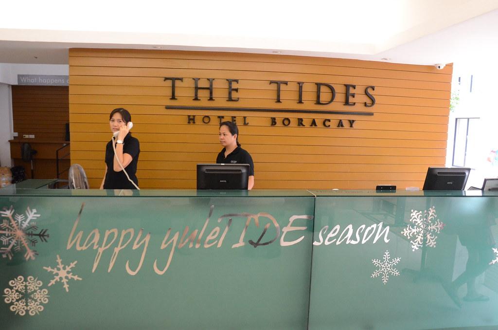 The Tides Boracay Lobby