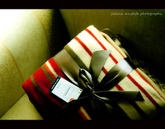 we could steal away this day..forget work, take a break.. (fatima mustafa) Tags: red gold warm ribbon essentials fatimamustafa
