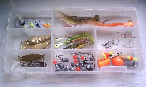 Ice Fishing Tackle