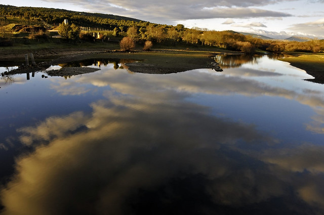 Reflejos al amanecer - Dawn reflections -   ¡¡¡  Explore  ¡¡¡