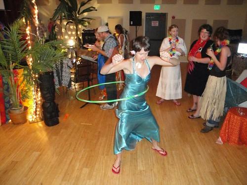 hula time.