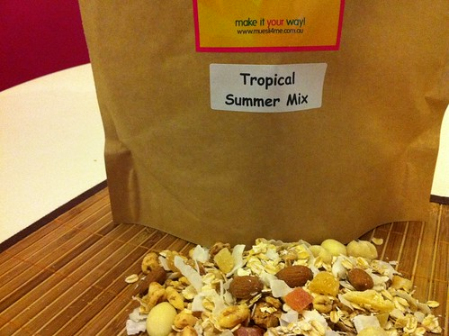 Tropical Summer Muesli Mix