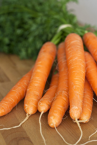 Sweet Market Carrots