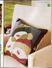 capa de almofada (Ateli Ma do Amor - By Carol Lidman) Tags: patchwork moldes patchcolagem coisasfofas tecdos