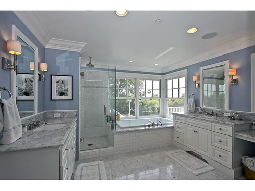 sink, two separate sinks, from cote de texas, ca home for sale
