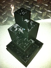 made with SketchUp, printed at Hive76