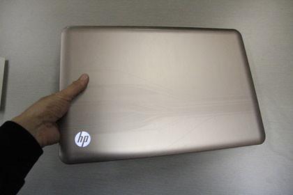 HP ノートブック dv7-5000