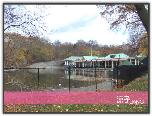 Central Park Boathouse 1