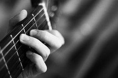 C add9 (In my entirety) Tags: music white black monochrome canon 50mm hand guitar ii f18 xsi inspiredbylove 450d