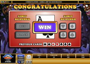 free Tribal Treasure gamble game
