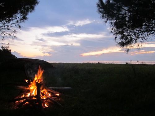 Camping at Preveza